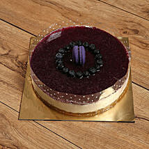 Blueberry Cheesecake: