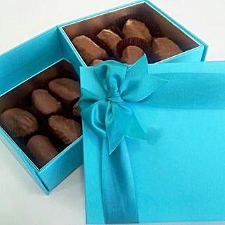 Box of Belgian Choco Dates: Best Chocolates in Dubai, UAE