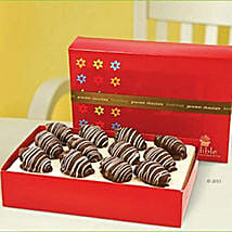 Chocolate Dates with Glaze: Valentine Gifts for Husband to UAE