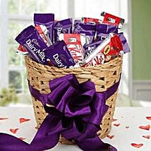 Chocolaty Treat: Gift Baskets to UAE