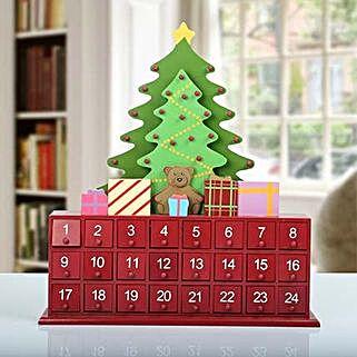 Christmas Countdown Calendar: Christmas Gift Hampers to UAE