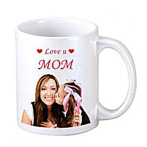 Coffee Time Personalised For Mum: Send Mother's Day Gifts to UAE