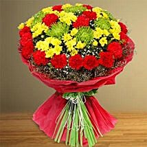 Color Burst: Send Flowers for Wife to UAE