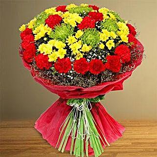 Color Burst: Same Day Flowers for Boyfriend in UAE