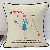 Cushion for Mom: Mother's Day Gifts to Ajman