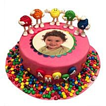 Cute picture Cake: Send Photo Cakes to UAE