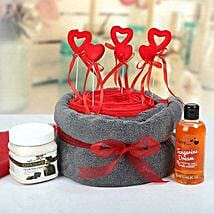Dream Gift: Valentine Gifts to Abu Dhabi