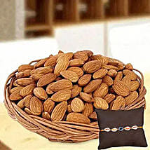 Dryfruits Love: Rakhi with Dry Fruits to UAE
