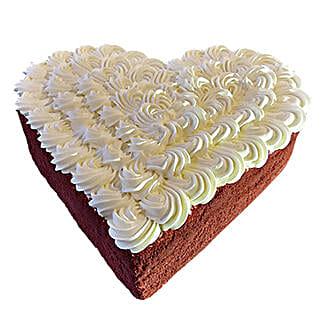 Eternal Sweetness Cake: Valentine's Day Cakes to UAE