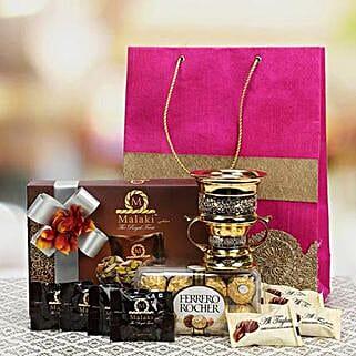 Exotic Hamper: Send Eid Gifts to Abu Dhabi