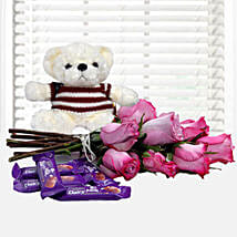 Fall in Love Again: Flowers N Chocolates