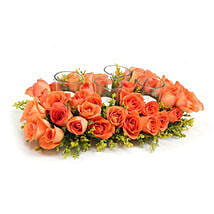Glowing Radiance: Send Same Day Flowers to Abu Dhabi