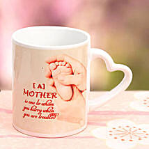 Greatest Mom Mug: Send Mother's Day Gifts to UAE