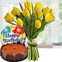 Happier Times: Flower and Cake Delivery in UAE