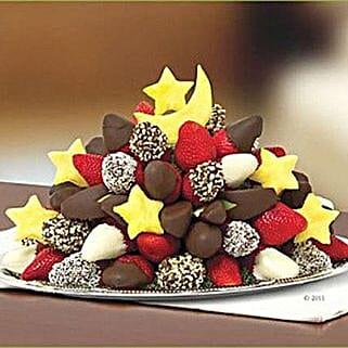 Indulgence Platter: Christmas Gift Hampers to UAE