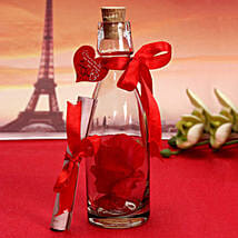 Love note In a Bottle: Gifts to Ras Al Khaimah