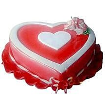 Marvelous Heart Shape Cake: Send Cakes to Fujairah