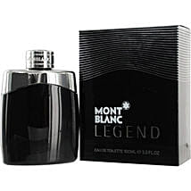 Mont Blanc Legend: Perfumes in Dubai, UAE