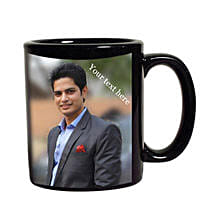 Personalised Photo Mug: Valentines Day Gifts for Him