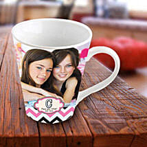 Picture Perfect Personalized Mug: Send Gifts to Al Ain