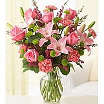 Pleasantly Pink: Flower Delivery in Abu Dhabi