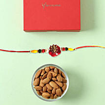Rakhi and Almond Combo: Rakhi to Ras Al Khaimah