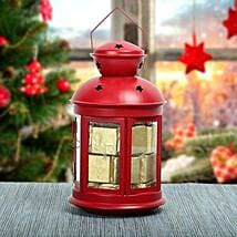 Red Lantern n Chocolates for Valentine: Christmas Home Decor to UAE