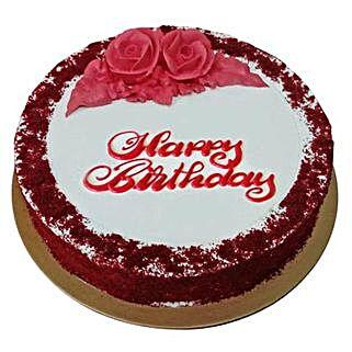 Red Velvet Birthday Cake: Birthday Gifts to Abu Dhabi