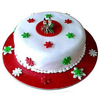 Rosy Delight Cake: Valentine's Day Cakes to UAE