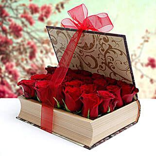 Serenade Beauty: Send Anniversary Flowers to UAE
