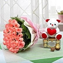 Showing Ur Heartiest Emotions: Send Flowers & Chocolates to UAE