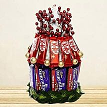 Sinful Chocolates: Christmas Gifts for Kids to UAE
