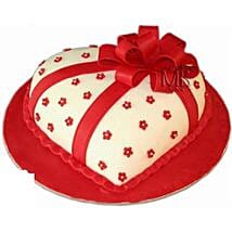 Special Hearshape Cake: