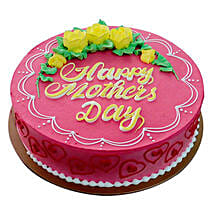 Strawberry Cake for Mom: Send Mother's Day Gifts to Ajman