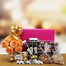 Sweet Token of Love: Send Flowers & Chocolates to UAE