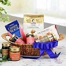 The Blue Allure: Bhai Dooj Gift Delivery in UAE