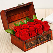 Treasured Roses: Romantic Gift Delivery in Dubai