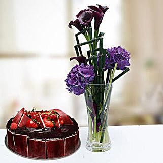 Truest Feelings: Flower and Cake Delivery in UAE