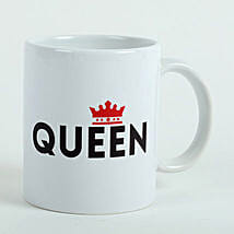 White Queen Mug: Valentine's Day Gifts to UAE