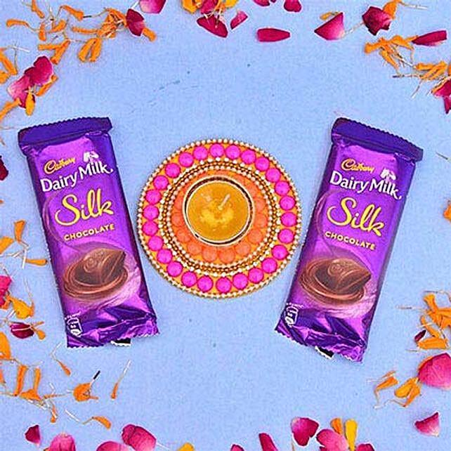 Cadbury Silk Diwali