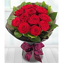 A Dozen Red Roses: Rose Day Gift Delivery in UK
