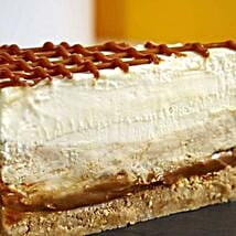 Banoffee Cheesecake: Thanks Gifts to London