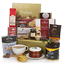 Bearing Gifts Christmas Hamper: New Year Gifts to UK