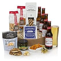 Best Bud Beer Hamper: New Year Gifts to UK
