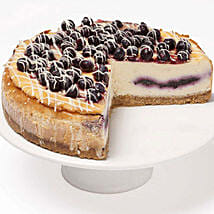 Blueberry White Chocolate: Send Cakes to Chicester