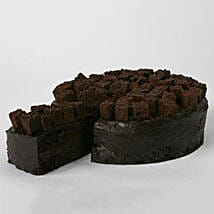 Charlies Original Factory Fudge Cake: Send Cakes to Chicester