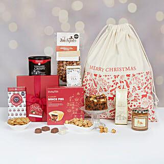 Festive Favourites Hamper: Christmas Gifts UK