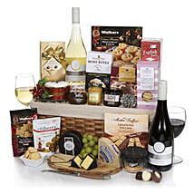 Festive Feast Hamper: Valentines Day Gifts to London