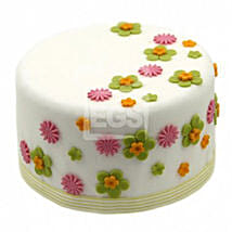 Flower Duet Cake: Cakes to Oxford