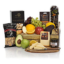 Fruit Cheese n Snacks: Send Gifts to Cambridge